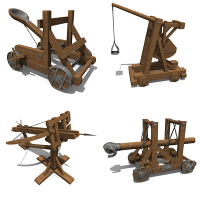 siege weapons 3ds