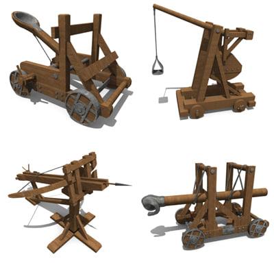 Siege Weapons скачать торрент img-1