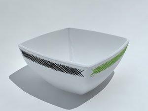 3d bowl tazon