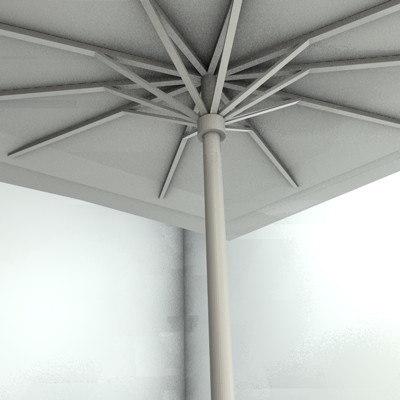 umbrella 3d c4d