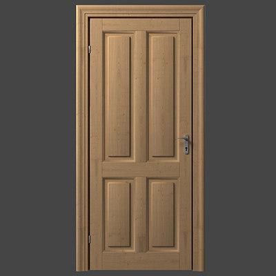 3d door model for Door 3d model