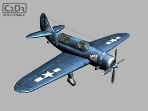 3d max wwii helldiver