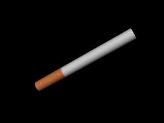 3dsmax cigarette