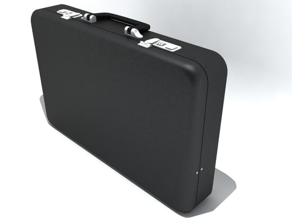 briefcase portafolio porta 3d max