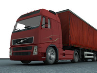 Tir trailer red2.zip