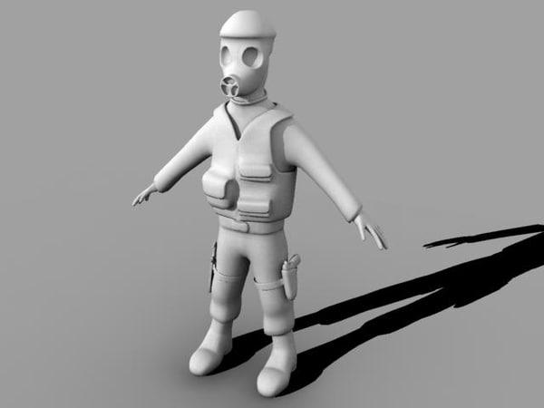 maya sas officer