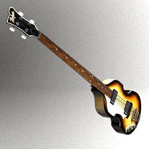lightwave bass guitar