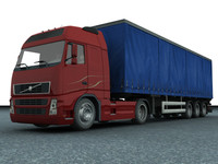 Tir trailer blue.zip