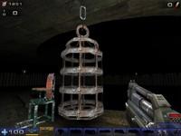 3d torture cage
