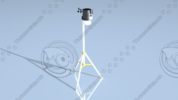 3d weather station