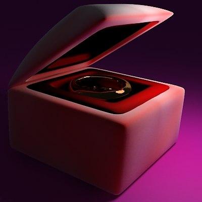 ready wedding ring case max