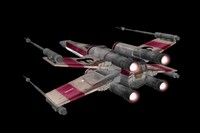 xwing realistic.blend