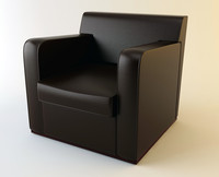 leather armchair 2