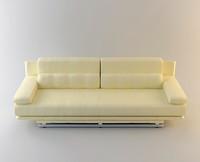 3ds max 6500 sofa