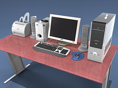 computer 3d max