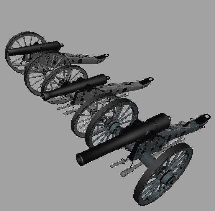 maya field rifles