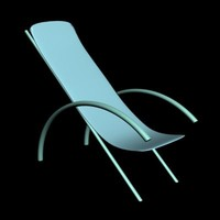 Elegant Italian Chair