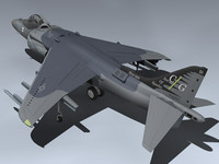 av-8b super harrier max
