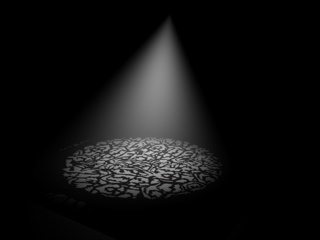 cinema4d light gobo
