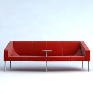 3ds max decision sofa