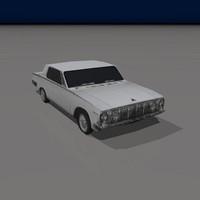 1963 dodge polara 3ds
