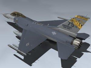 maya f-16cj falcon 79th fs