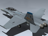 f a-18d vmfa aw 3ds