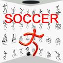 Sport symbol 3D models