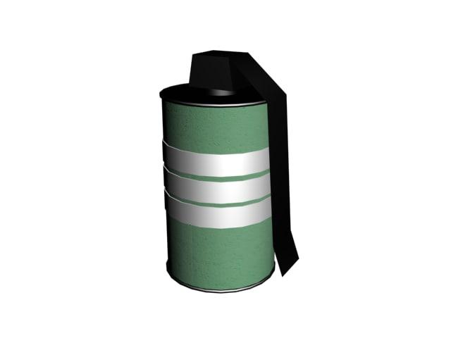 grenade max