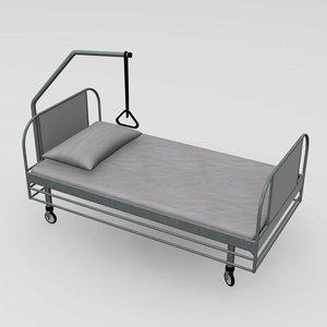 hospital bed max