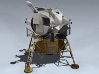 Eagle Lunar Lander (LEM)