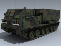 M270 MLRS (US Army NATO)