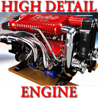 High Detail Engine