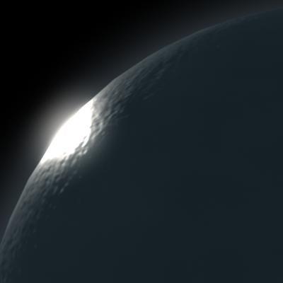 maya ice planet