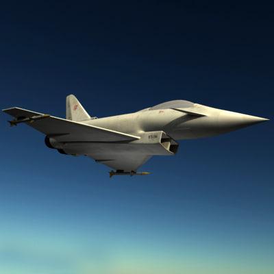 obj eurofighter fighter