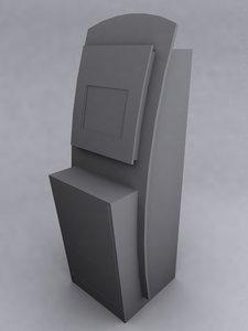 3ds max slot machine