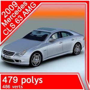 2009 mercedes-benz-cls 63 amg max