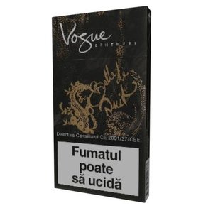 vogue ephemere cigar 3d model