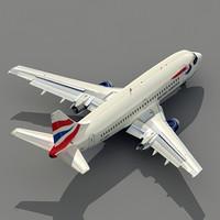 737-200 British Airways