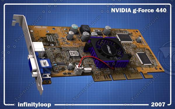 nvidia g-force 440 lwo