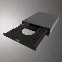 3d model cd drive