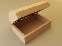 jewelry box 3d model