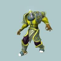 3d knight