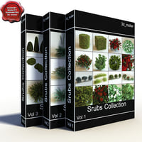Shrubs collection vol4