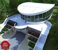 Villa V2 Modern