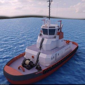 max tugboat boat crowley