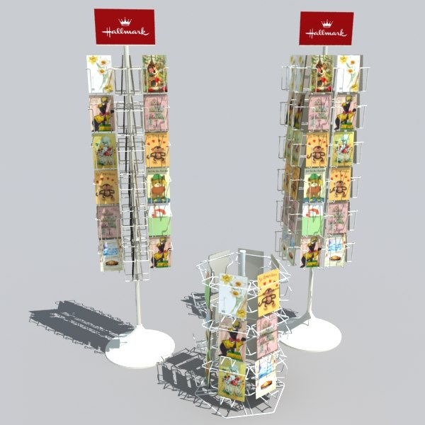 3ds greeting card racks m4hsunfo