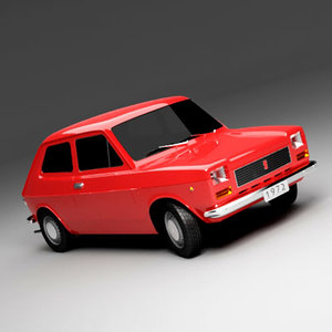 european car year 3ds