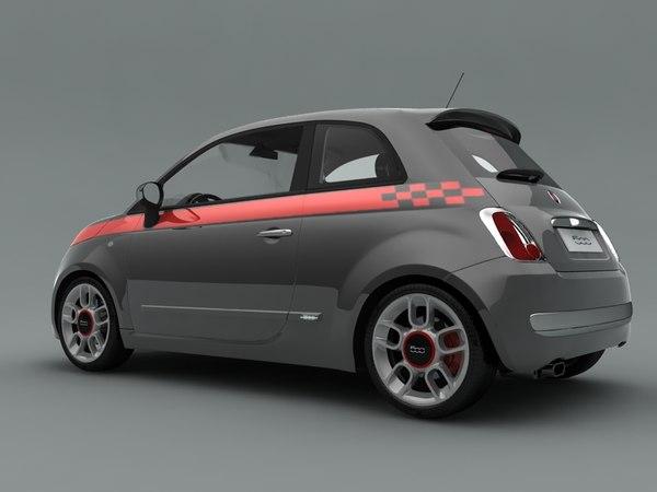 Fiat 500 Sport >> Fiat 500 Sport