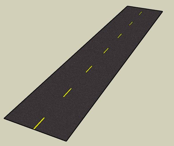 3ds generic road